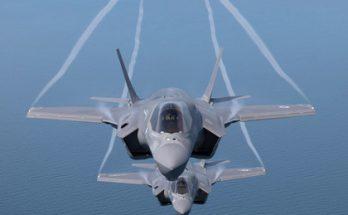 В России поставили оценки F-22и F-35