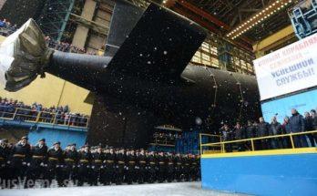 ВМФ России получит гиперзвуковое оружие первым в мире