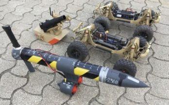 В ВМФ Португалии появилось подразделение, которое превращает игрушки в оружие