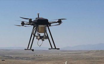 В Турции разработали боевой дрон с пулеметом