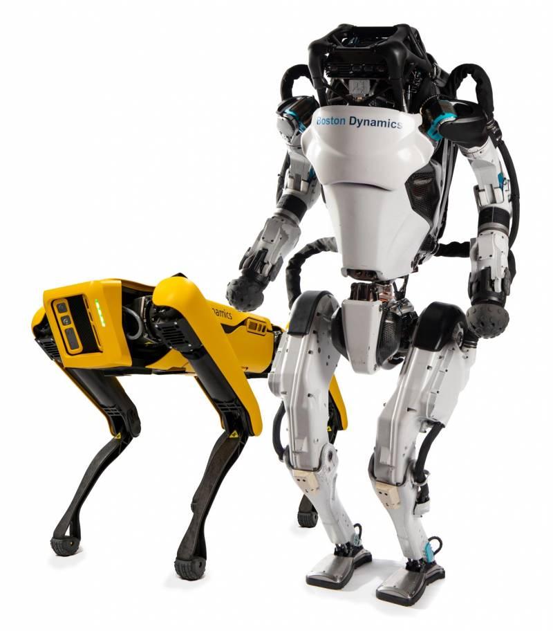 Робот или манипулятор? Статус не определён!