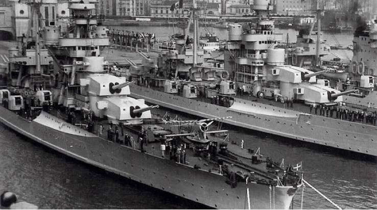 Боевые корабли. Крейсера. Ошибка в работе над ошибками