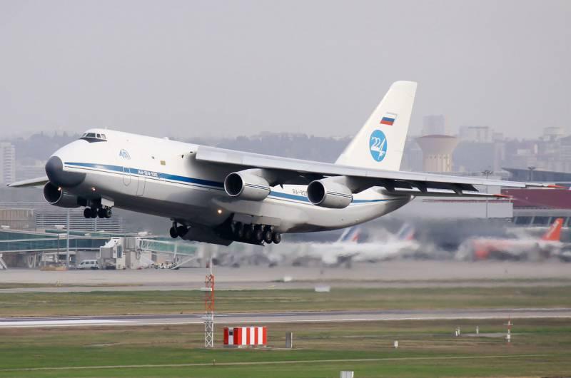 Самолёты Ан-124 «Руслан»: подробности модернизации раскрыты